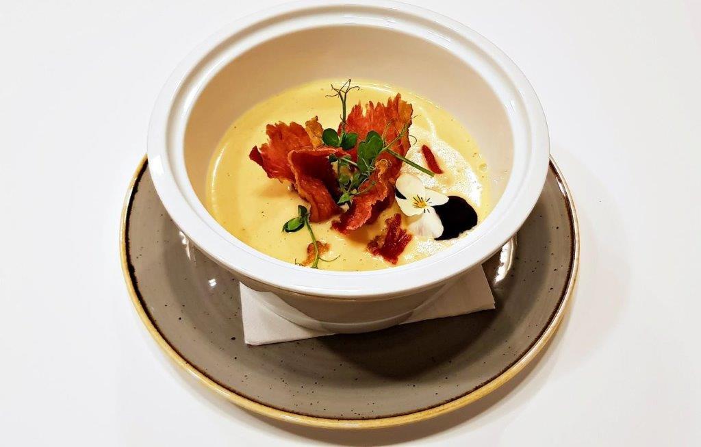 Potato & Ham Cream Soup
