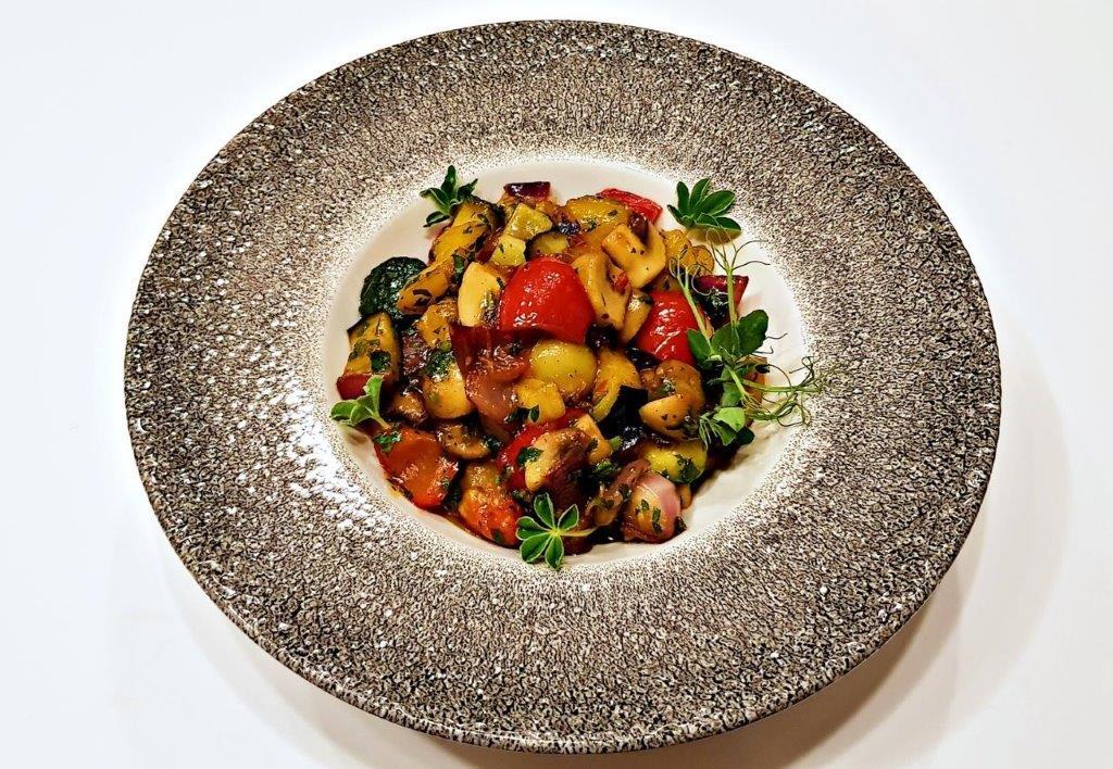 Stir Fry with Vegetables (Vegan)
